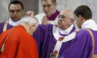 Quarta-feira de Cinzas 2021 - Homilia do Papa