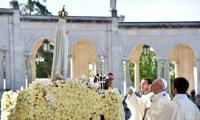 Papa Francisco na Missa de 13-05-2017
