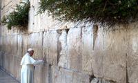 Papa Francisco em Jerusalém