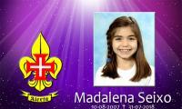 A nossa querida MADALENA partiu para o Céu