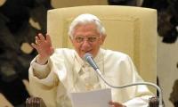 Bento XVI renuncia ao ministério de Bispo de Roma