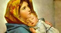 Santa Maria, Mãe de Deus - 1 de Janeiro