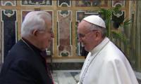 Mensagem de pesar do Papa pela morte de D. José Policarpo
