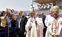 Viagem apostólica do Papa Francisco ao Egipto