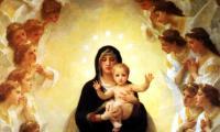 Ave-Maria, ó cheia de graça