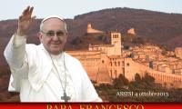 Papa Francisco em Assis