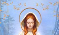 À Virgem Santa Maria