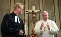 Viagem Apostólica do Papa Francisco à Suécia