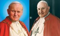 São João Paulo II e São João XXIII