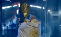 Momento extraordinário de Oração em tempo de Epidemia