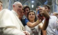 Papa Francisco escreve aos Adolescentes