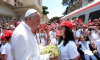 O Papa das perguntas sem resposta