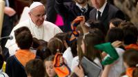 Respostas do Papa Francisco às perguntas dos representantes das Escolas dos Jesuítas