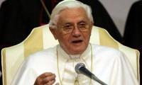 Papa Bento XVI explica a Eucaristia às crianças