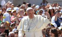 O Papa e os Catequistas